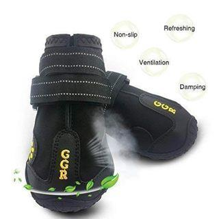 Dog Outdoor Waterproof Boots