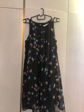 Spring maternity/ nursing dress