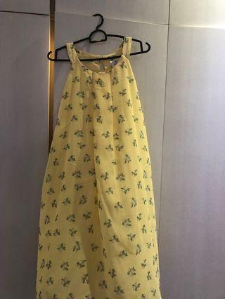Bove/ spring maternity dress