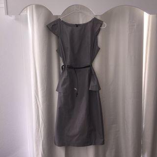 Sheike Grey Dress