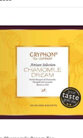 In stock gryphon  chamomile tea