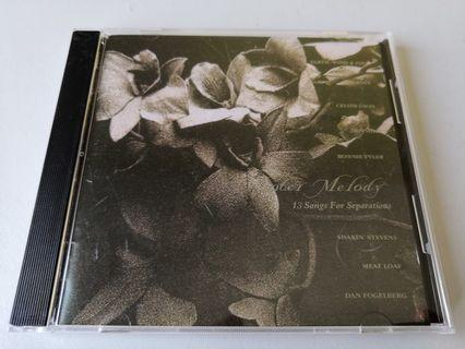 Winter Melody songs CD
