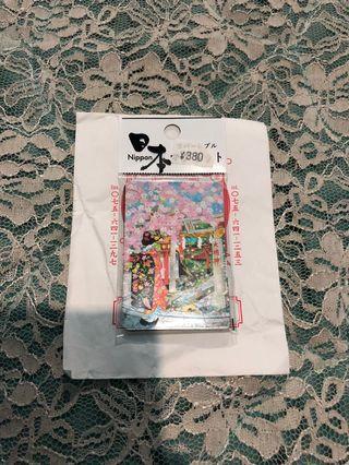 Fridge Magnet JAPAN