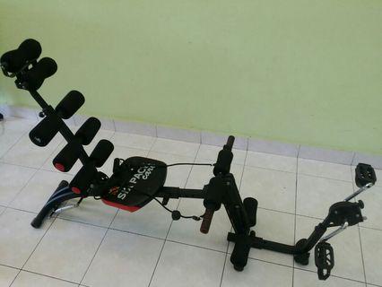 Gym 6 pack abs machine