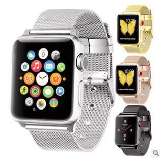 Instock JANSIN Sales - Apple Iwatch Milanese / apple watch strap / Apple iwatch