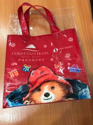 實用袋柏靈頓Paddington Bear手挽袋 環保袋