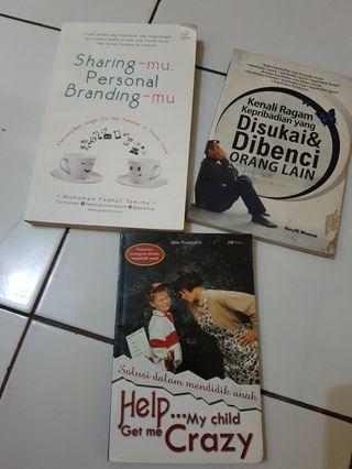 Self-improving books
