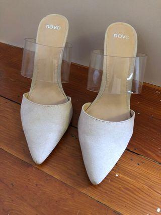 Novo pointy heels
