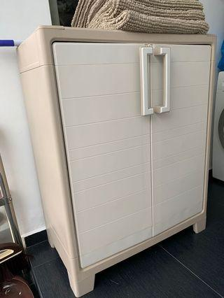 Keter Gulliver Outdoor Low Cabinet
