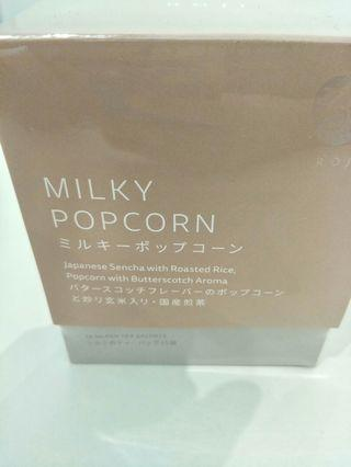 🚚 In-stock roji milky popcorn tea