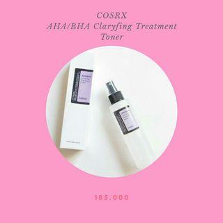 COSRX AHA BHA Claryfing Treatment Toner