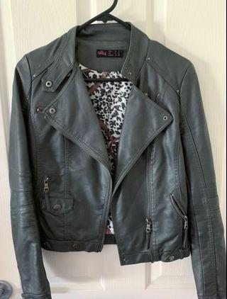 Ally Leather Jacket