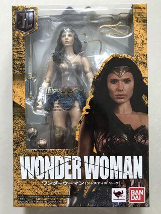 Bandai S.H.Figuarts SHF DC Justice League Wonder Woman