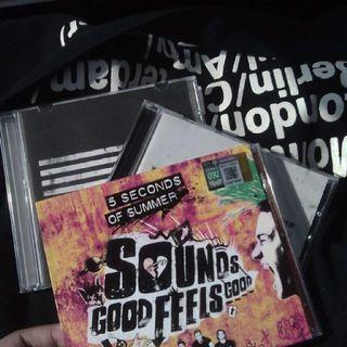 [PRICE REDUCED] 5SOS Sounds Good Feels Good
