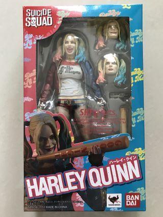 Bandai S.H.Figuarts SHF DC Suicide Squad Harley Quinn