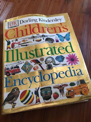 Encyclopedia  children's illustrated