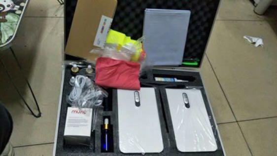 Business Model- German Nanotechnology Phone Screen Protector