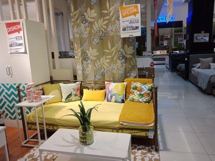 Day Bed billy gold cicilan promo free 2x