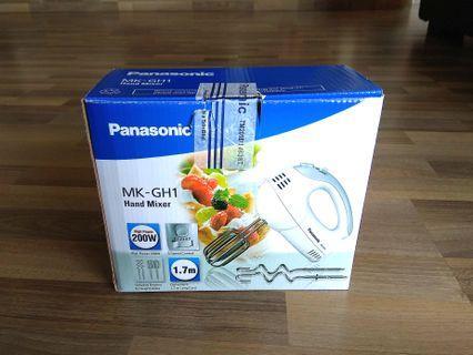 PANASONIC HAND MIXER (BAKING, ELECTRONIC)