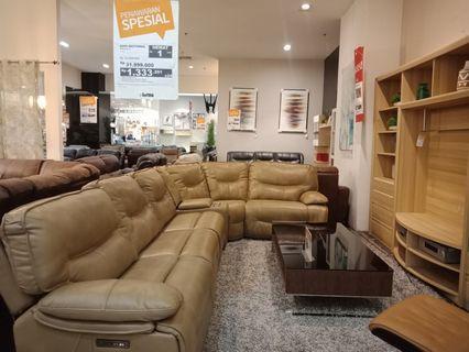 Sofa Sectional Minnesota cicilan promo free 2x