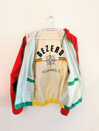 Retro Multi-Colour Streetwear Sweater