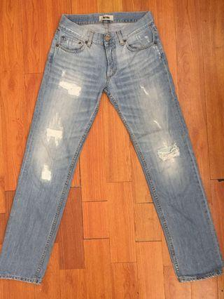 Distressed Acne Jeans (Pre-loved)