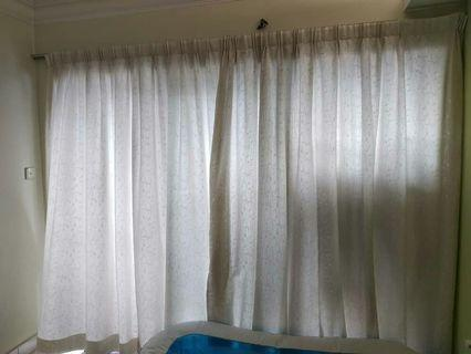 Long/Wide Curtains