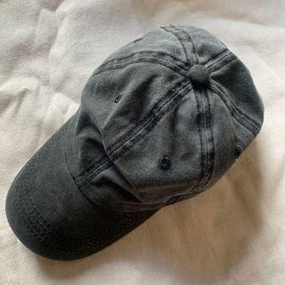 Charcoal grey cap