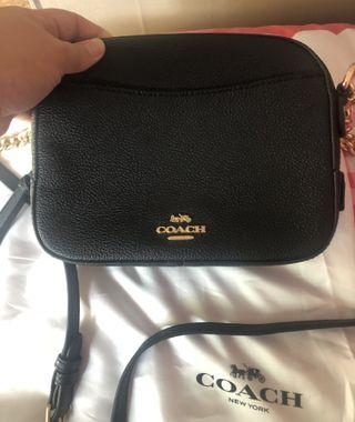 Authentic Brand new Coach 29411 Camera Sling Bag