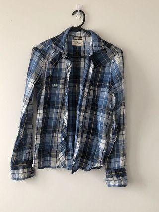 New Ralph Lauren checkered shirt