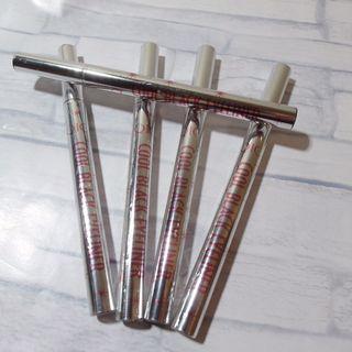 🚚 QIC眼線筆 防水持久速乾不脫色 眼線液筆/ 黑色
