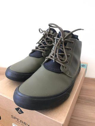 SPERRY CUTWATER CHK RUBBER OLV