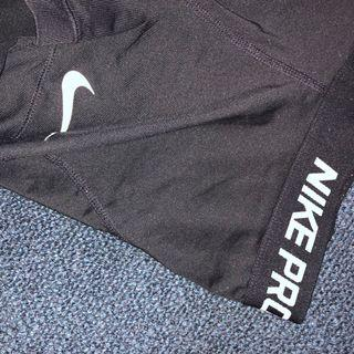 XS Nike pro shorts