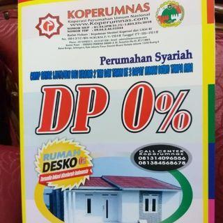 Rumah DP 0%
