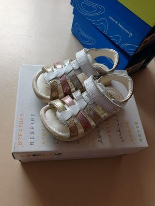 GEOX 女童涼鞋