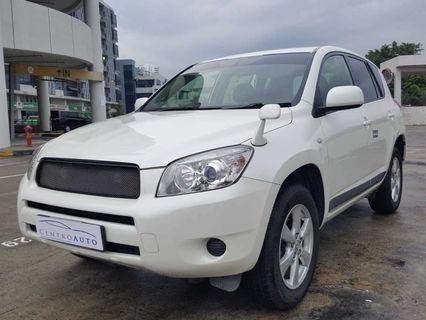 Toyota Rav4 2.4 G JDM Auto