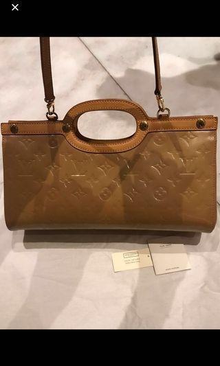 Authentic Louis Vuitton Roxburry Noisette
