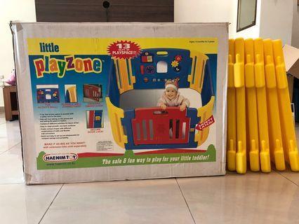 🚚 Haenim Toy Little Playzone