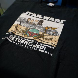 Bathing Ape Star Wars Size M Tshirt