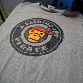 Bathing Ape Pirate Size M Tshirt