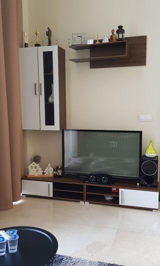 Dijual Murmer 1set Meja TV