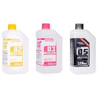 Jumpwind Leveling Thinner, Tools Cleaner and Metallic Thinner 500ml