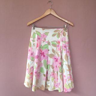 #BAPAU FLOWER A-SKIRT
