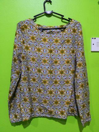 Daisy Top Size M