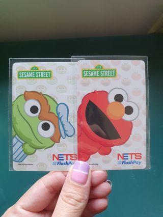 🚚 Sesame Street Nets Flashpay Ezlink