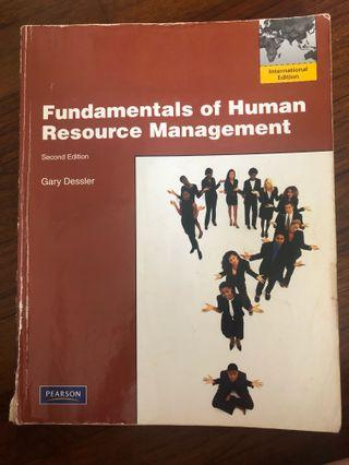Fundamentals of Human Resource Management Second Edition