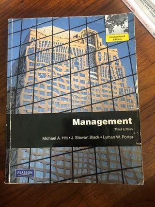 Management Third Edition