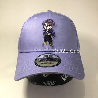 杜拉格斯 Dragon Balls 龍珠 Cap 帽 紫色 絕版 正版