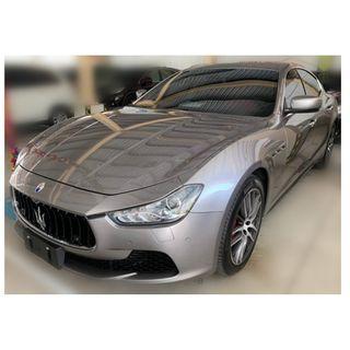 2015 Maserati Ghibli 3.0L
