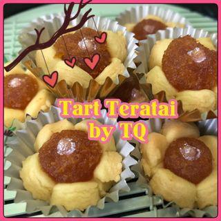 Tat Teratai - Pineapple Tarts